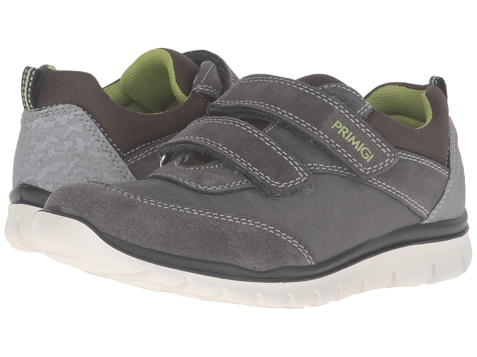 Primigi Kids - Dary (Little Kid) (Grey) Boys Shoes