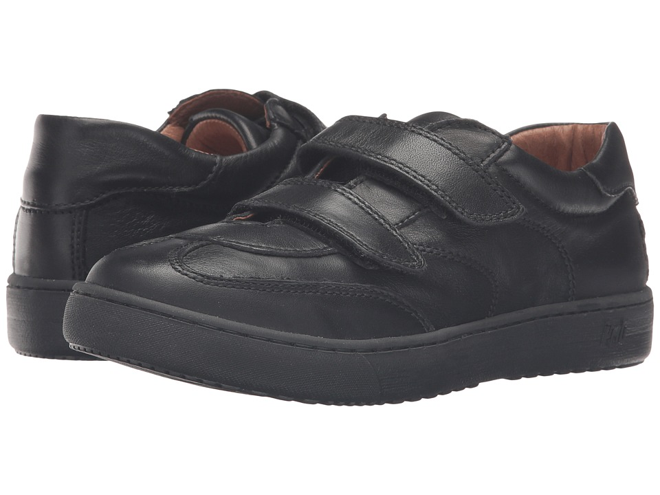 Primigi Kids - Diamond 1-E (Big Kid) (Black) Boy's Shoes
