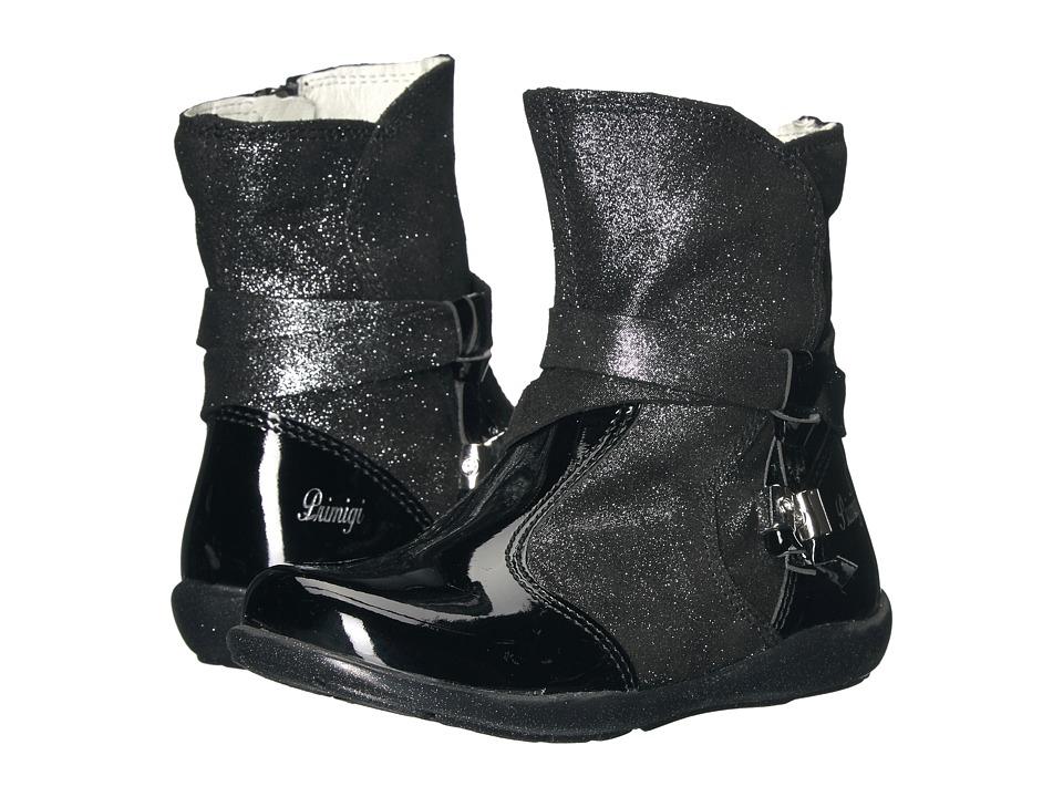 Primigi Kids - Corinna (Toddler/Little Kid) (Black) Girl's Shoes