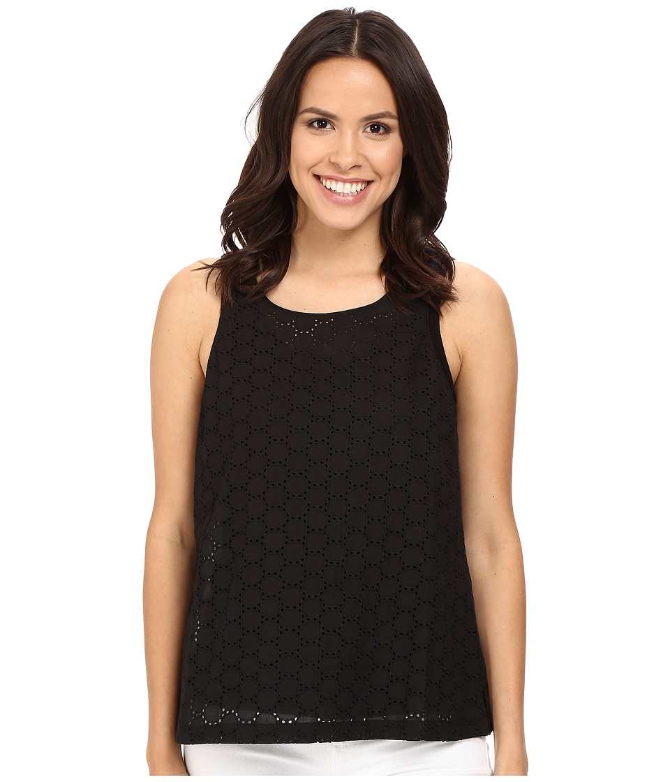 Sanctuary - Olivia Shell Top (Black) Women's Clothing