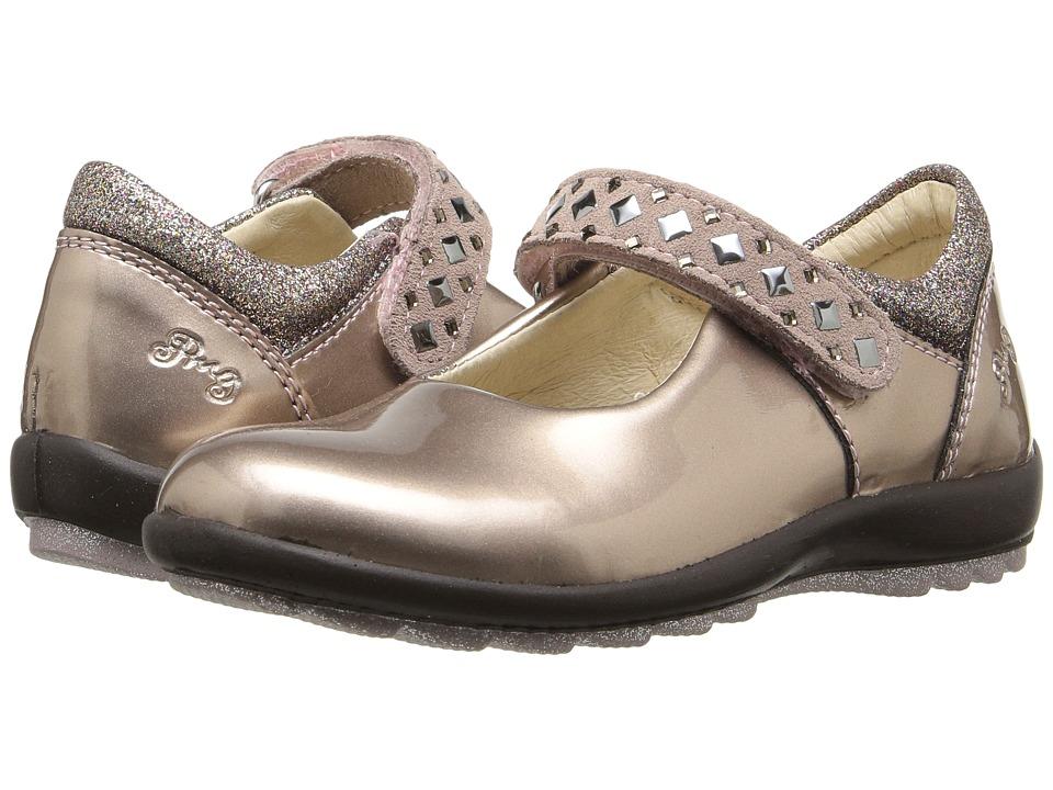 Primigi Kids - Marzia (Toddler/Little Kid) (Beige) Girl's Shoes