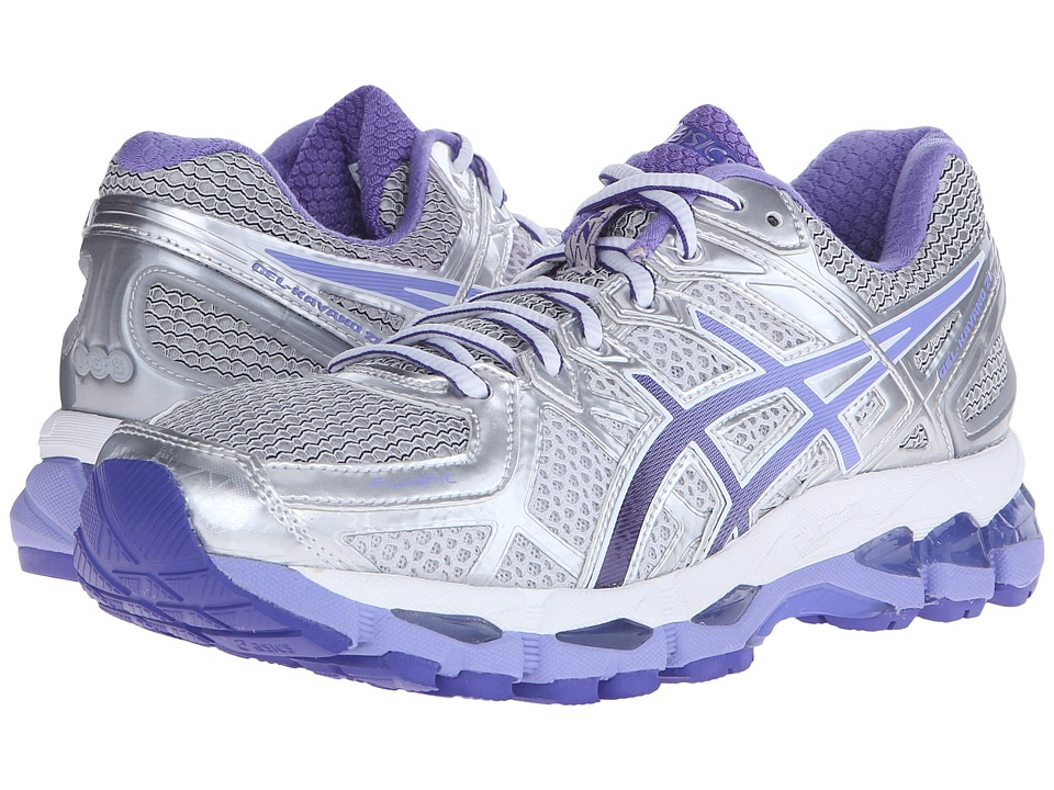 ASICS - Gel-Kayano 21 (Wind/Deep Periwinkle/Liberty) Women's Shoes