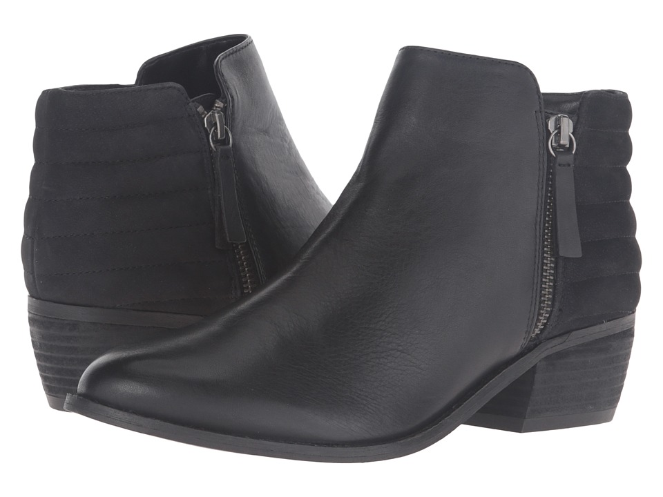 Dune London - Petrie (Black Leather) Women's Pull-on Boots