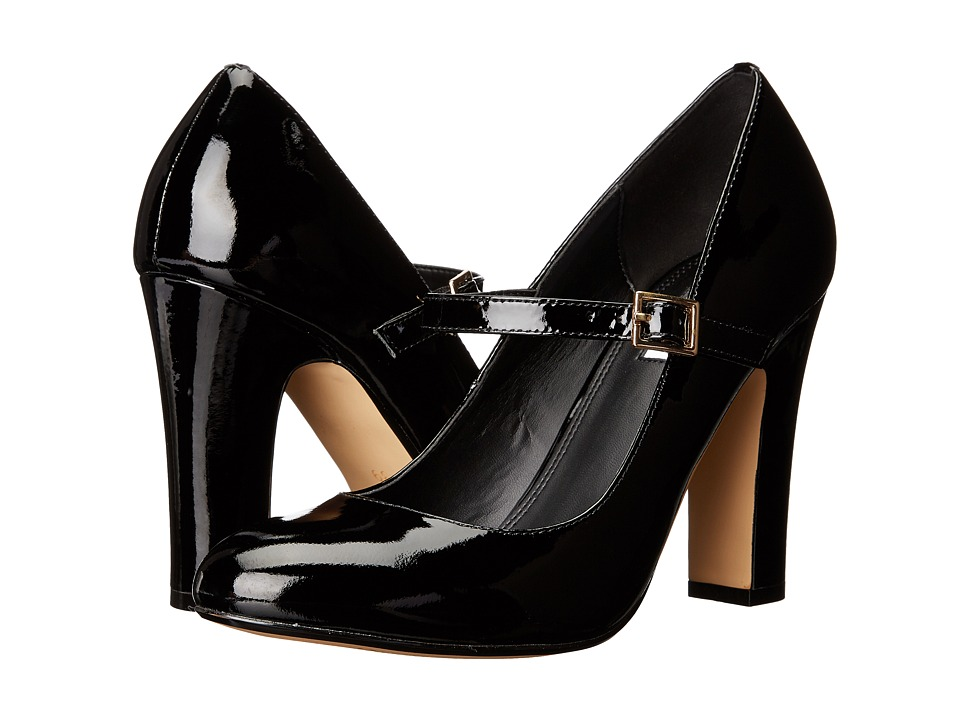 Dune London - Audries (Black Patent) High Heels