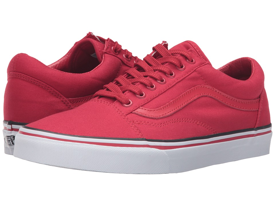 Vans - Old Skool 2016 Games ((Summer 2016) Red/White/Black) Skate Shoes