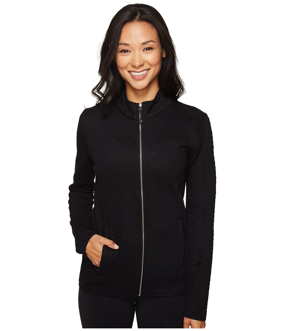 tasc Performance - Jewel Quilt Jacket (Black) Women's Coat