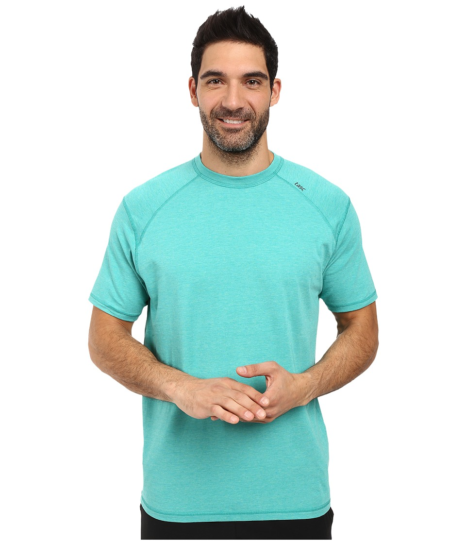 tasc Performance - Carrollton Top (Maldives Heather) Men's Clothing