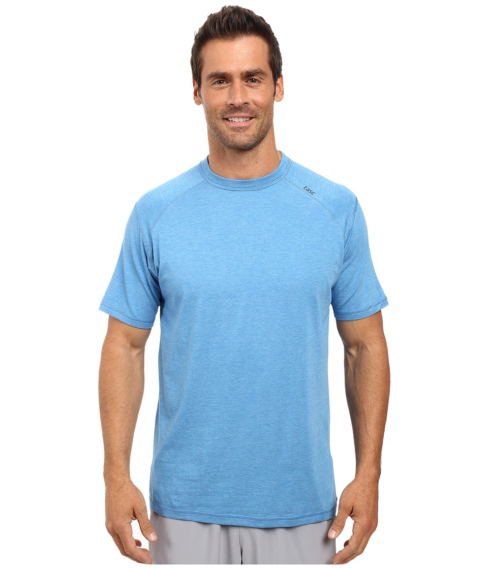 tasc Performance Carrollton Top (Blue Heather) Men