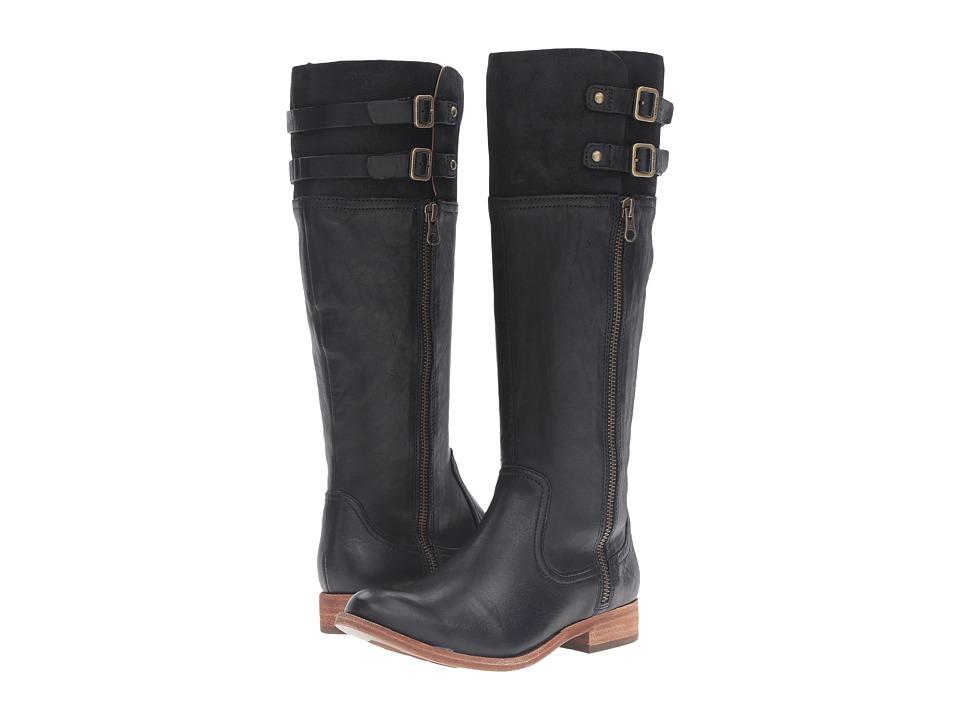 Kork-Ease - Levin (Black/Black Combo) Women's Dress Zip Boots