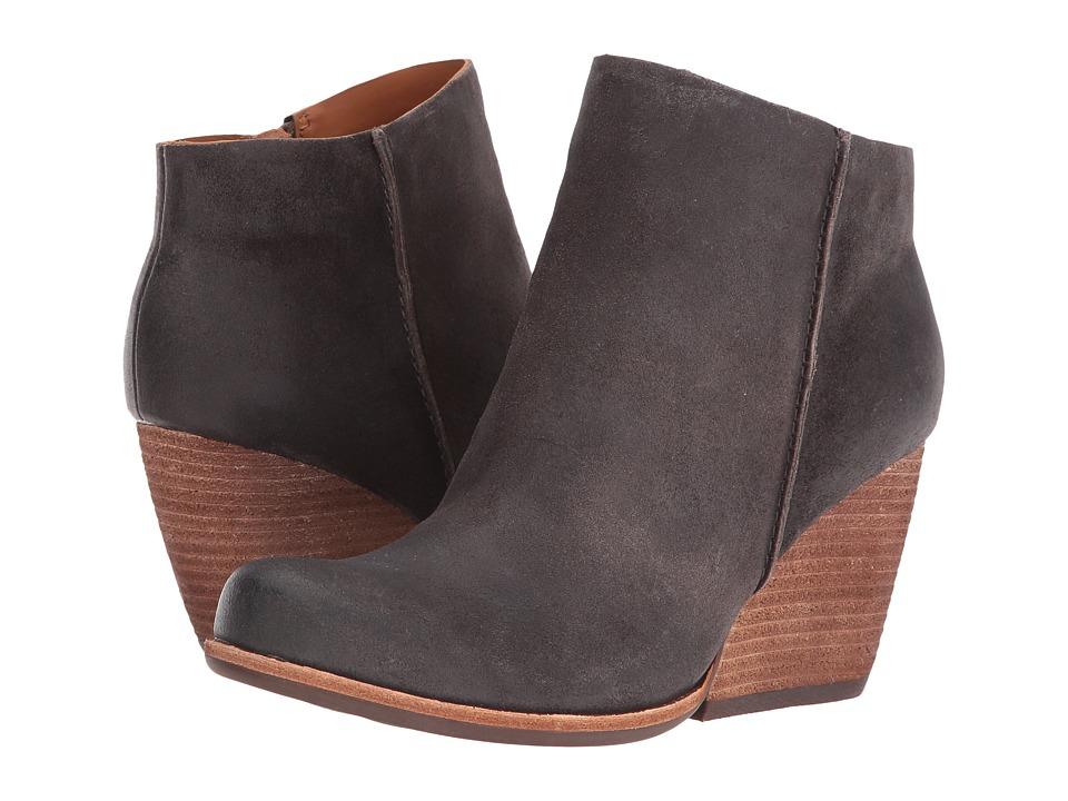 Kork-Ease - Natalya (Taupe Suede) Women's Zip Boots