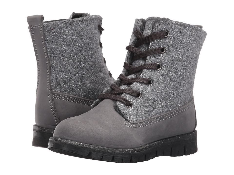 Primigi Kids - Tilly (Toddler/Little Kid) (Grey) Girl's Shoes