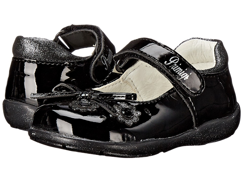 Primigi Kids - Alessandra (Toddler) (Black) Girl's Shoes