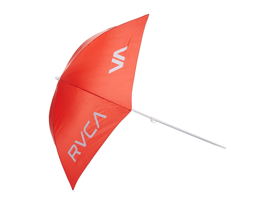 RVCA - Rvmbrella (Red) Umbrella
