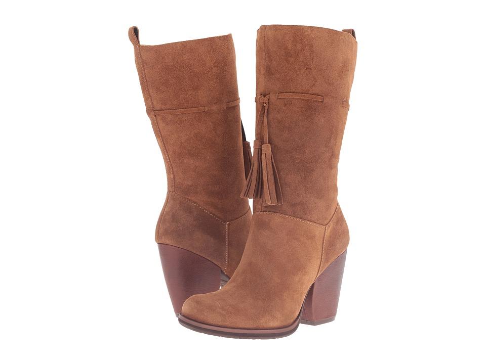 Kork-Ease - Umbriel (Black Full Grain) Women's Pull-on Boots