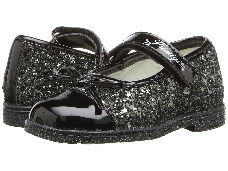 Primigi Kids - Rosanna (Toddler) (Black) Girl's Shoes