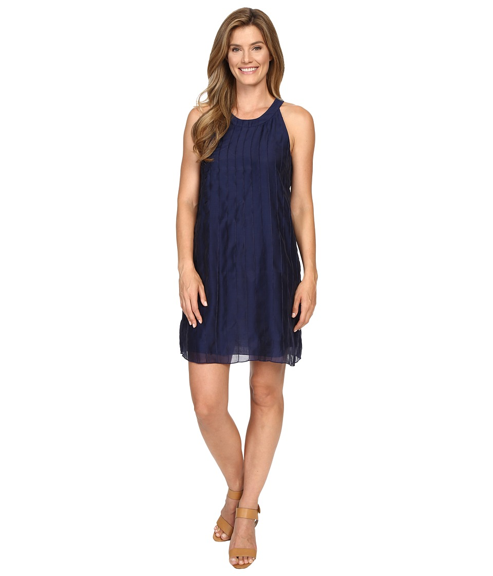 NIC+ZOE Batiste Pintuck Dress (Abyss) Women