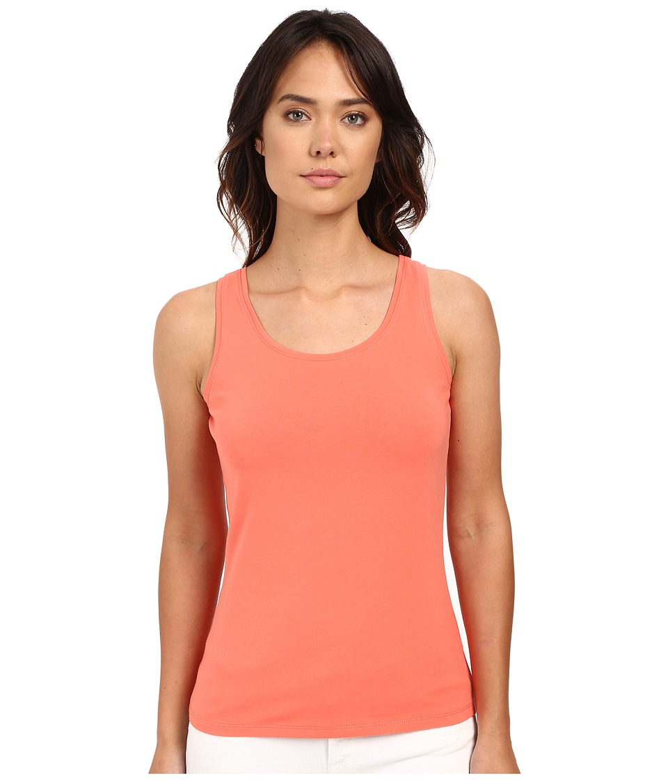 NIC+ZOE - Perfect Tank Top (Coral Sun) Women's Sleeveless