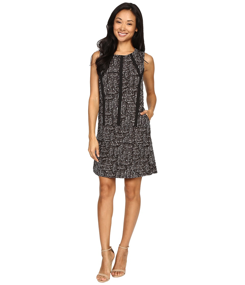NIC+ZOE - Dots Direction Dress (Multi) Women's Dress