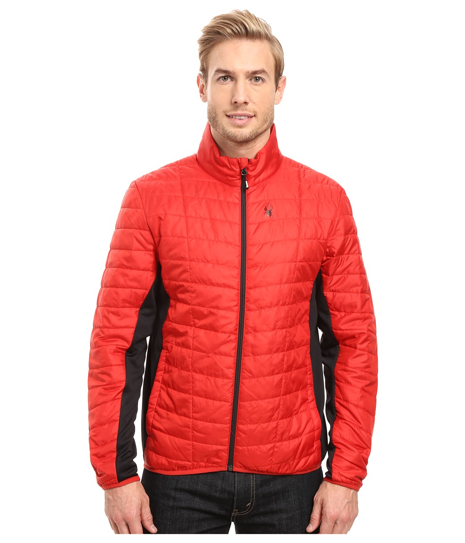 Spyder - Rebel Insulator Jacket (Red/Black) Men's Coat