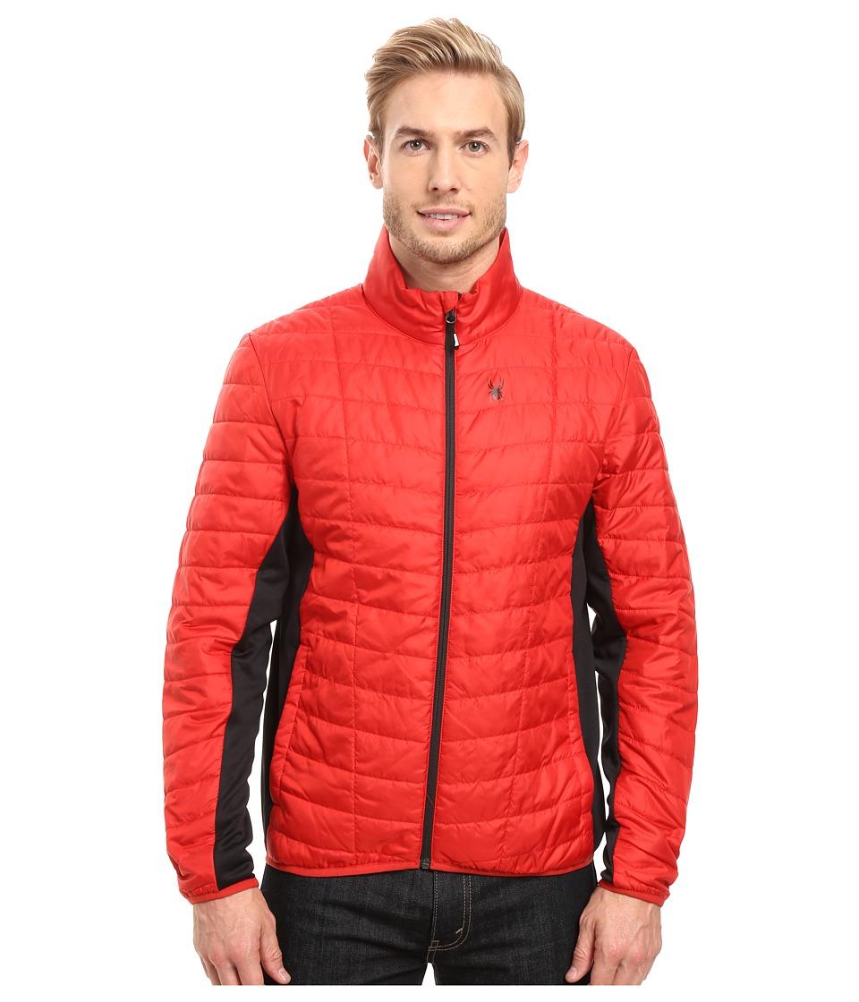 Spyder - Rebel Insulator Jacket (Red/Black) Men's Coat
