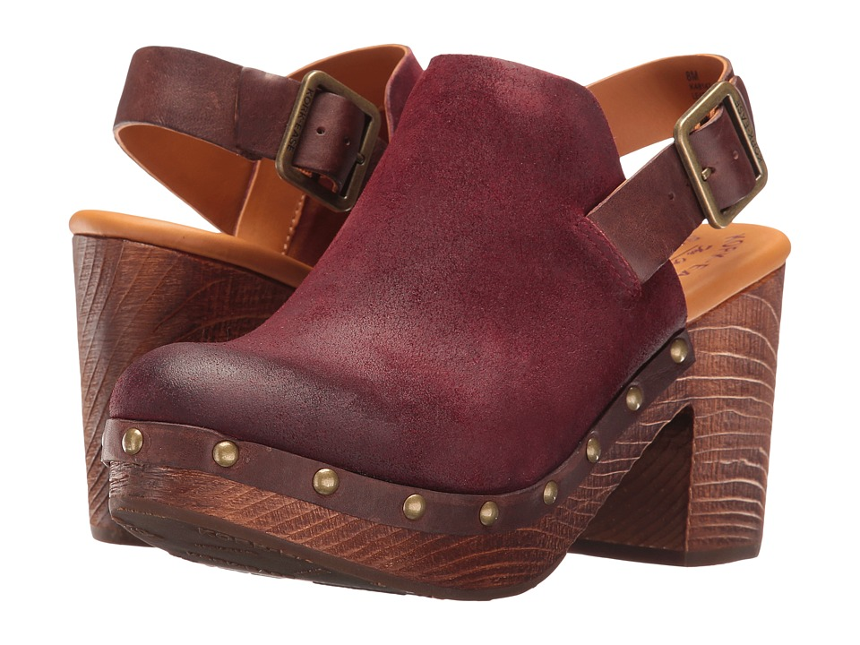 Kork-Ease Rosalind (Borgo/Bourbon Combo) High Heels