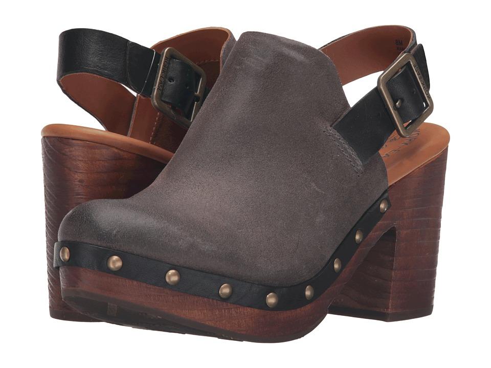 Kork-Ease - Rosalind (Taupe/Black Combo) High Heels