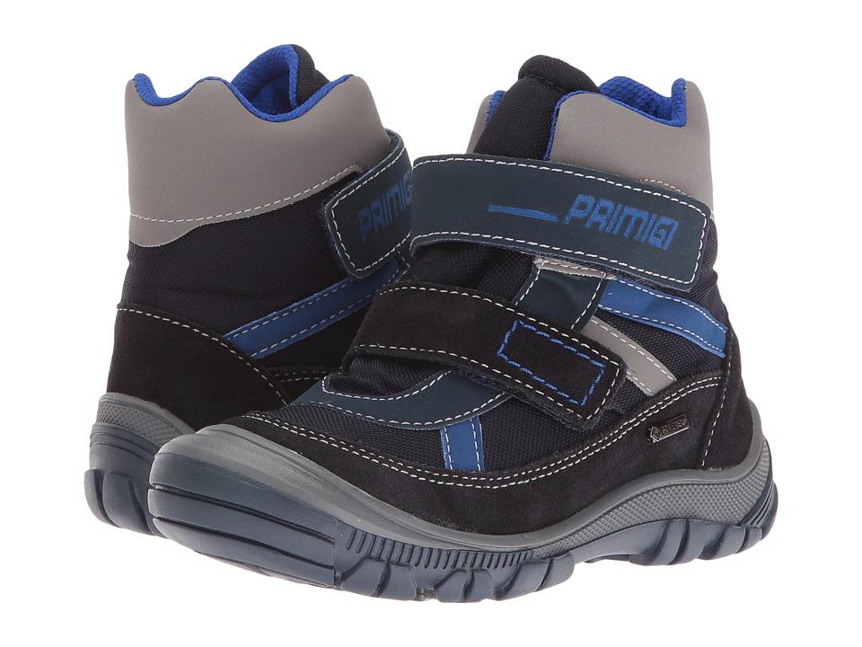 Primigi Kids - Meccoy-E (Toddler) (Blue) Boys Shoes