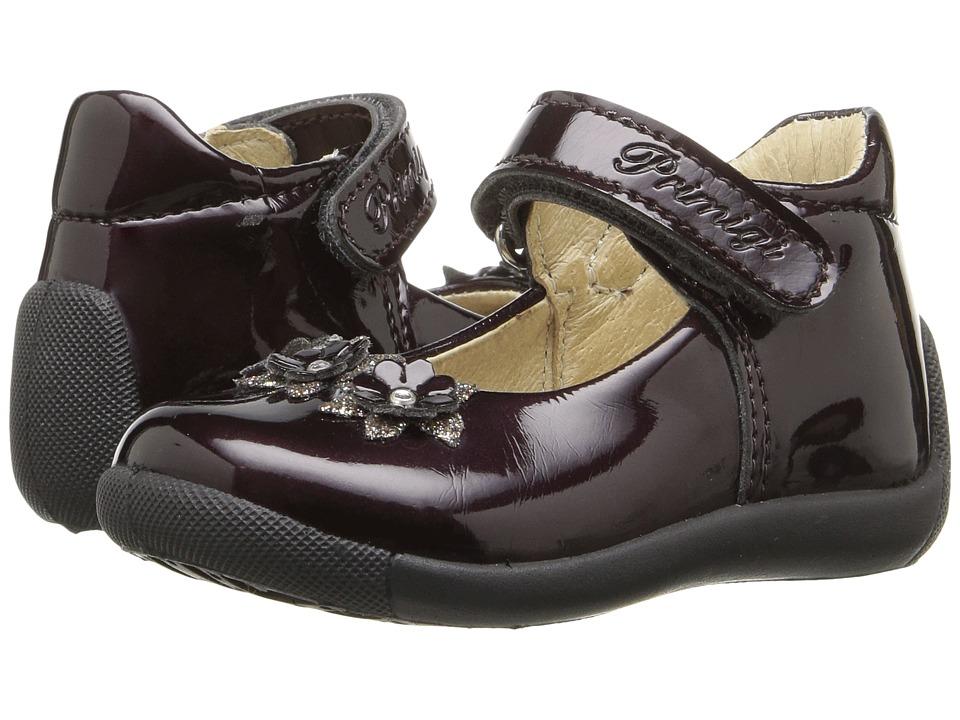Primigi Kids - Pettie (Infant/Toddler) (Burgundy) Girl's Shoes