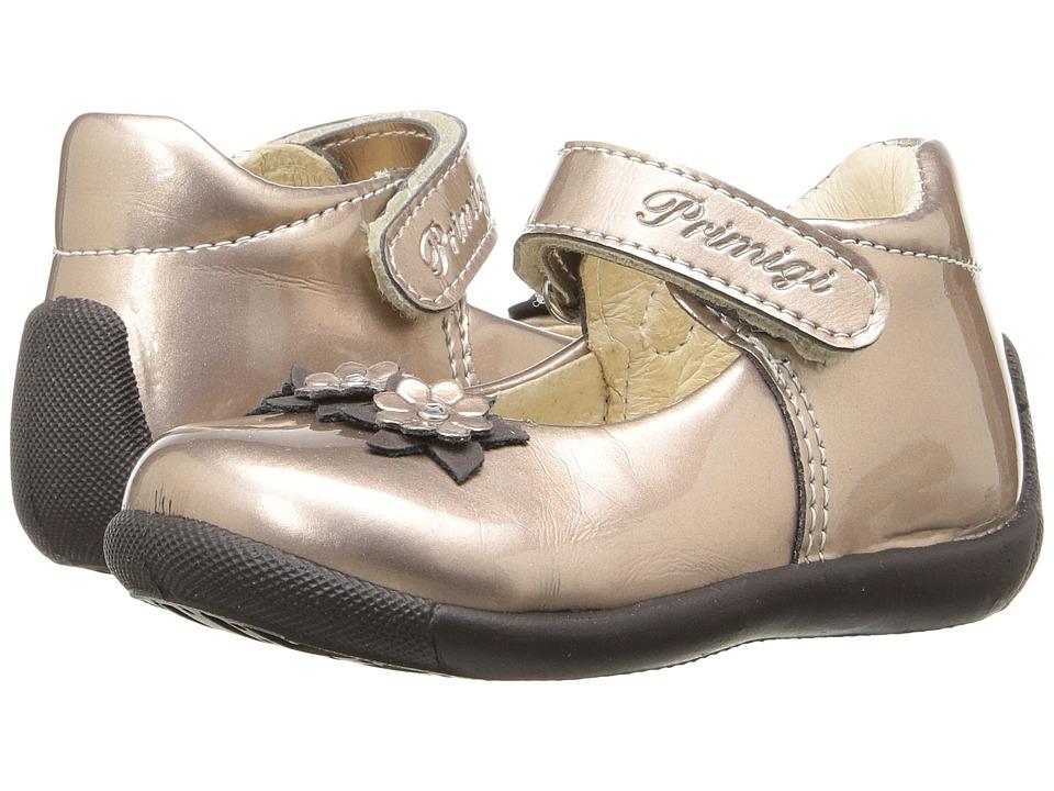 Primigi Kids - Pettie (Infant/Toddler) (Taupe) Girl's Shoes