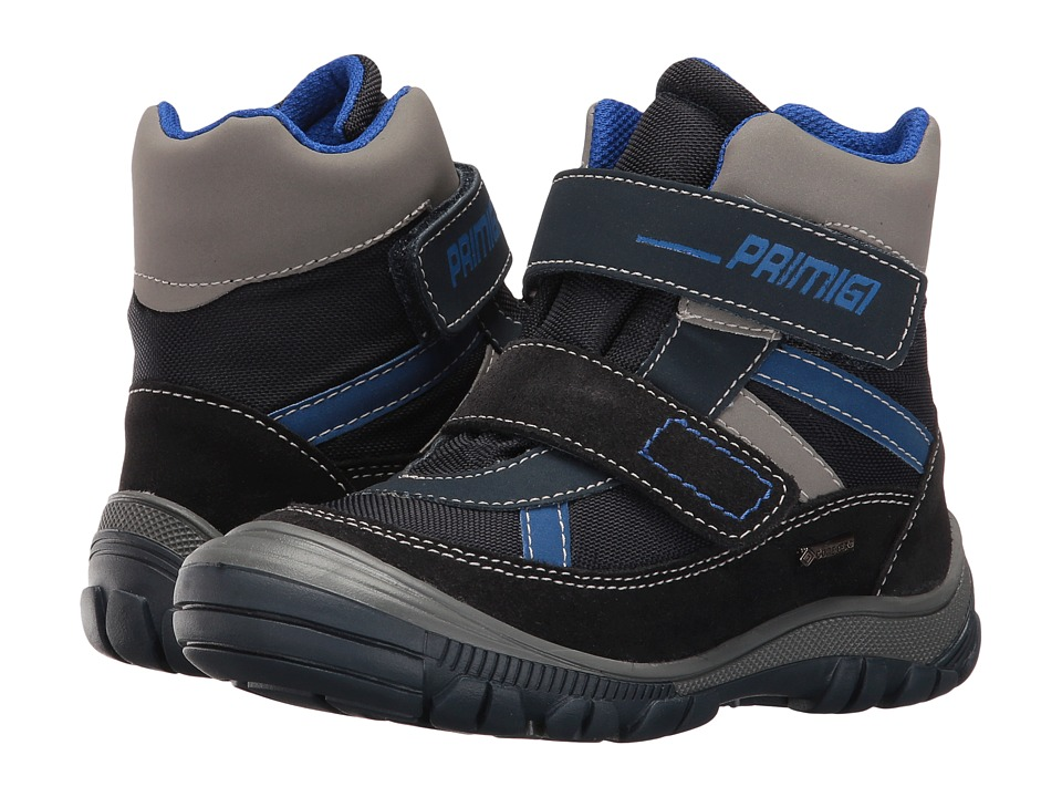 Primigi Kids - Meccoy-E (Toddler/Little Kid) (Blue) Boys Shoes