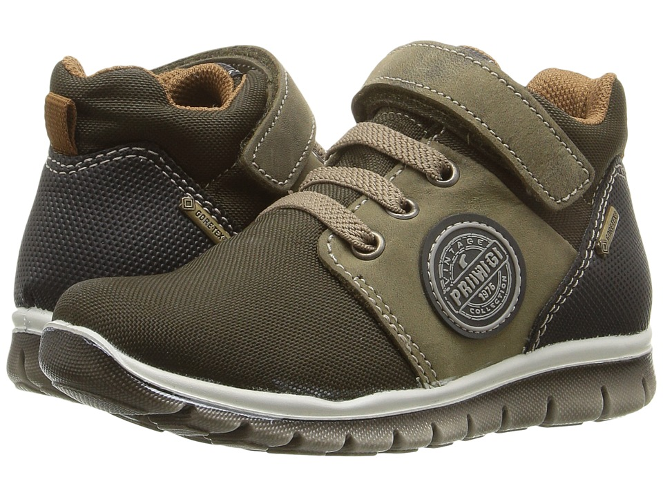 Primigi Kids - Pitt (Toddler/Little Kid) (Green) Boy's Shoes
