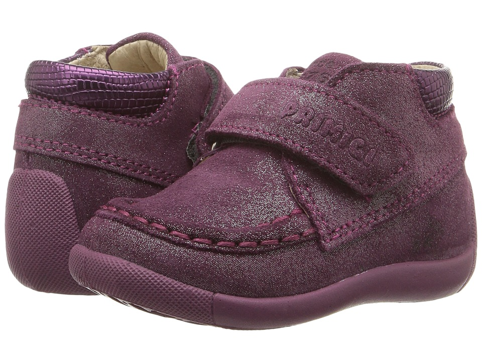 Primigi Kids - Griffin (Infant/Toddler) (Purple) Girl's Shoes