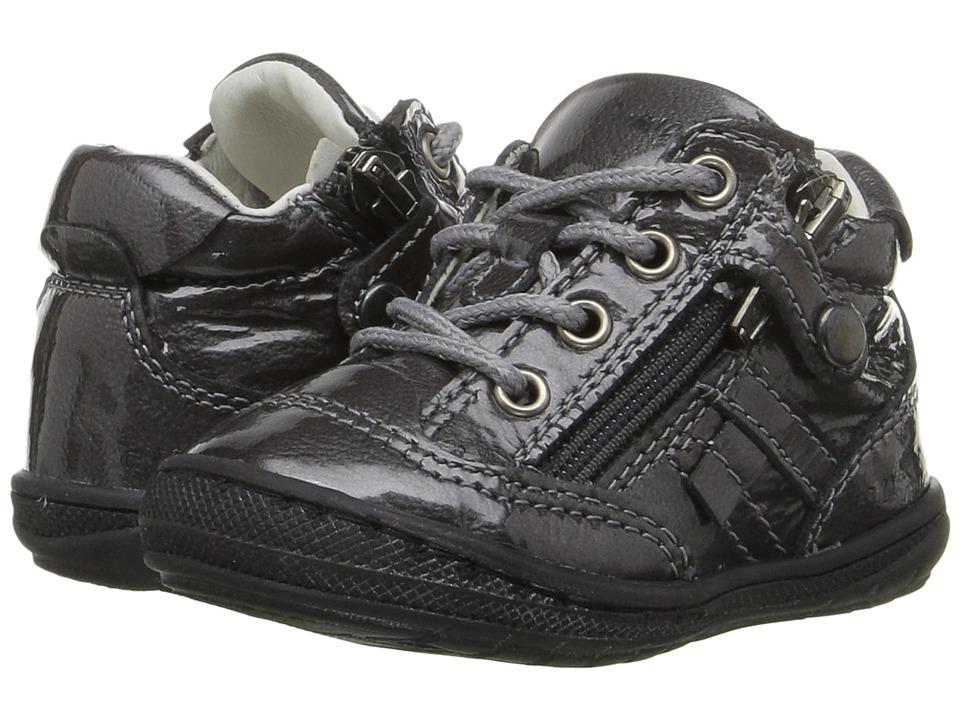 Primigi Kids - Fun-E (Infant/Toddler) (Grey) Girl's Shoes