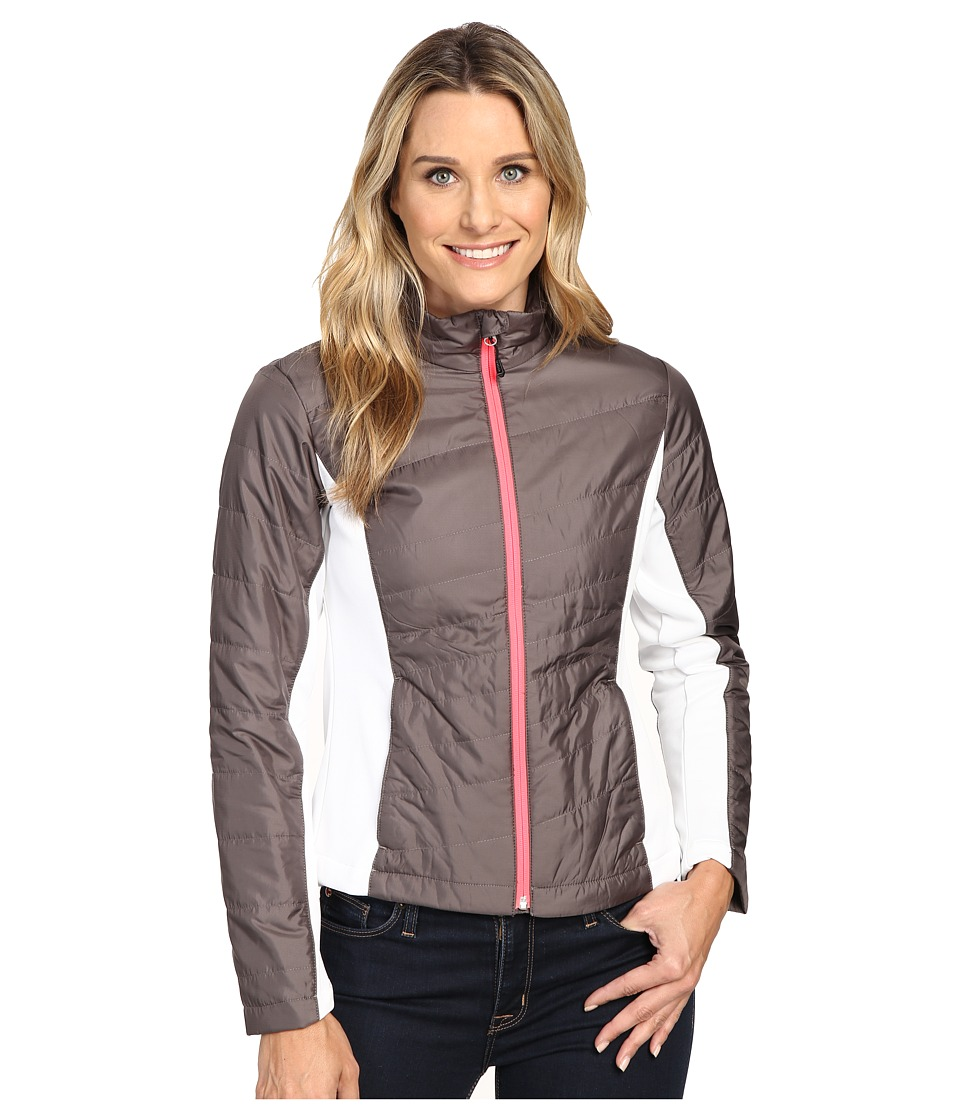 Spyder - Rebel Insulator Jacket (Weld/White) Women's Coat