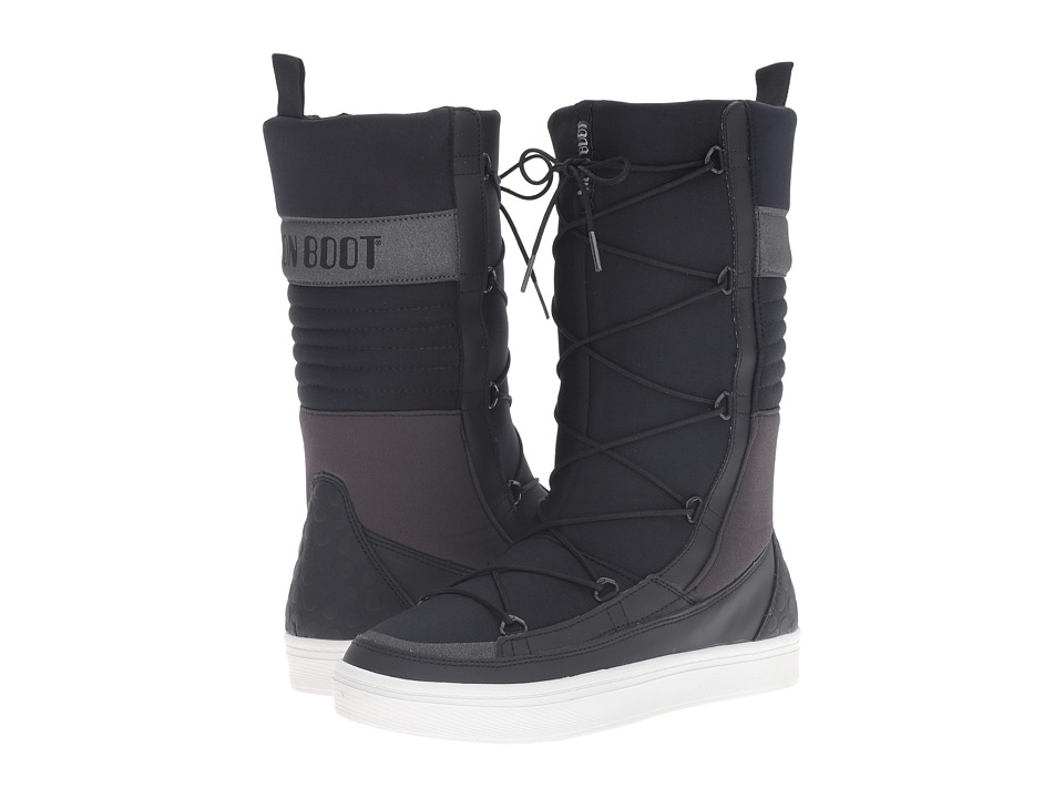 Tecnica - Moon Boot Vega Hi TF (Black/Anthracite) Boots