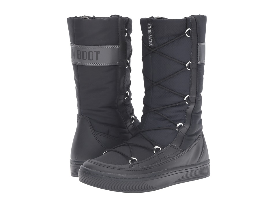 Tecnica - Moon Boot Vega Hi (Black) Boots