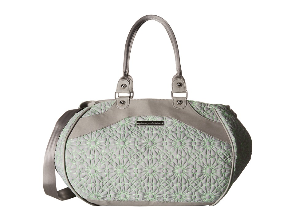 petunia pickle bottom - Embossed Wistful Weekender (Covent Garden Stop) Weekender/Overnight Luggage