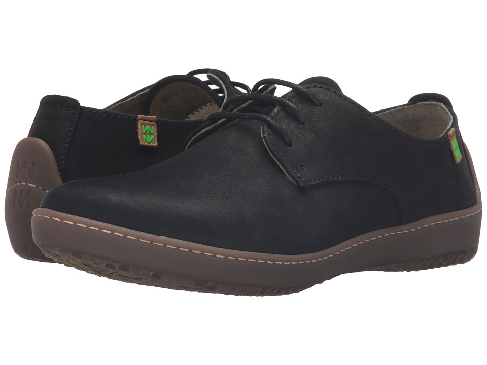 El Naturalista - Bee ND89 (Black) Women's Shoes