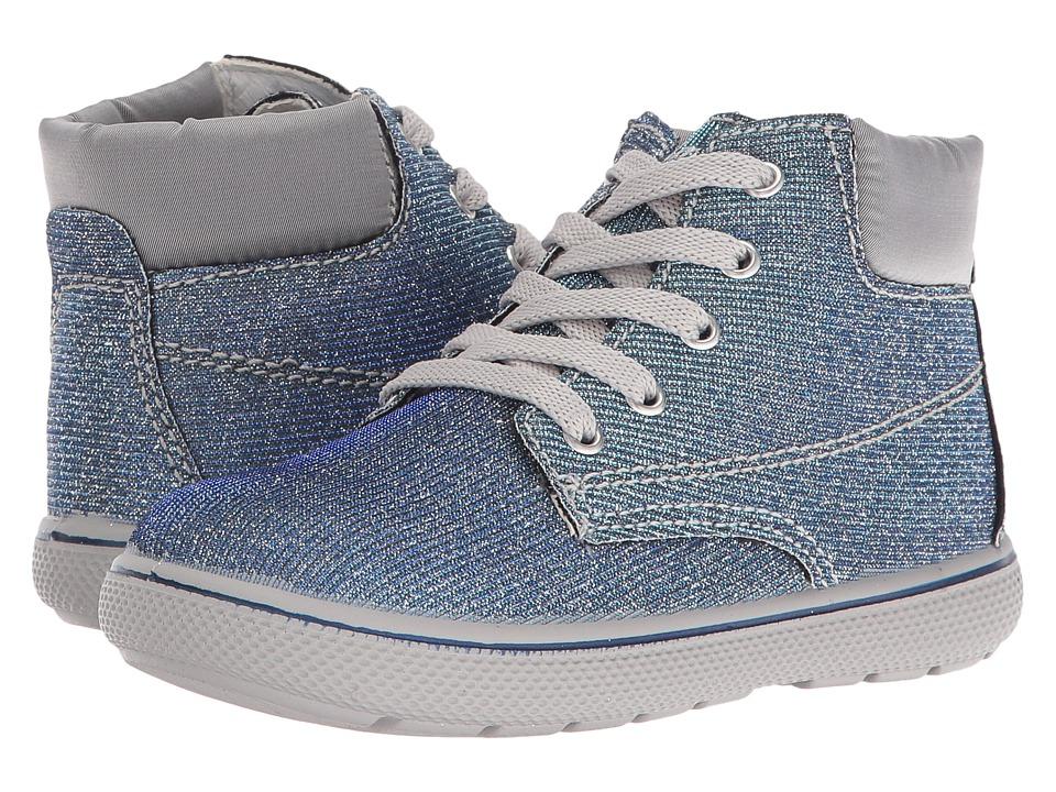 Primigi Kids - Rooky (Toddler) (Blue) Girl's Shoes