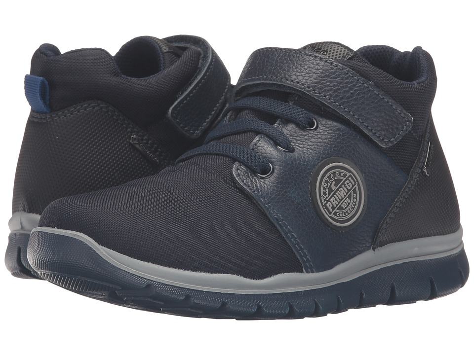 Primigi Kids - Pitt (Little Kid) (Dark Blue) Boy's Shoes