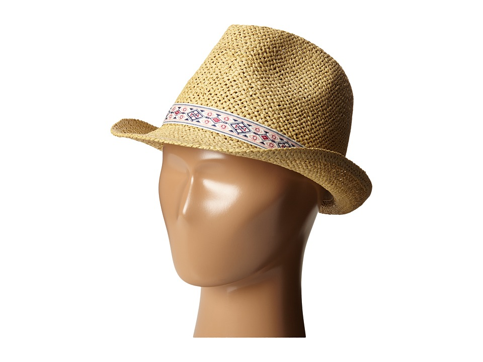 Roxy - Bring Roses Sun Hat (Natural) Traditional Hats