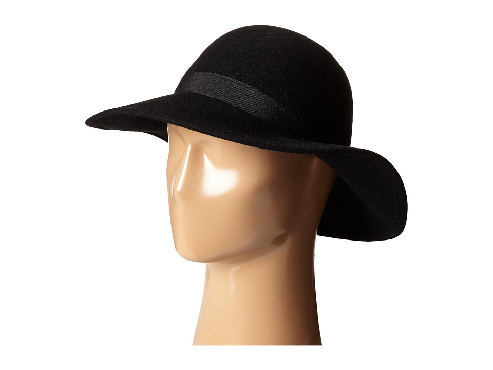 Roxy - Love In L.A. Sun Hat (True Black) Traditional Hats