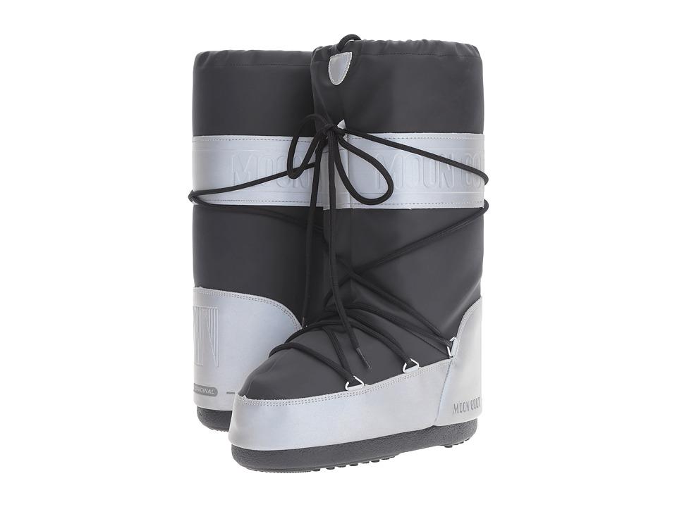 Tecnica Moon Boot Reflex (Silver/Black) Women