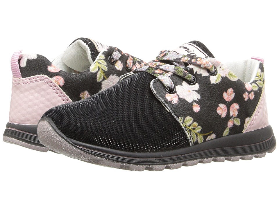 Primigi Kids - Trendy (Toddler) (Black) Girls Shoes