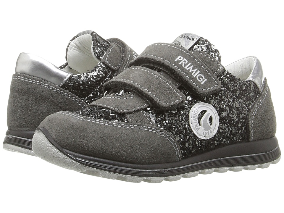 Primigi Kids - Baggy (Toddler) (Grey) Girl's Shoes