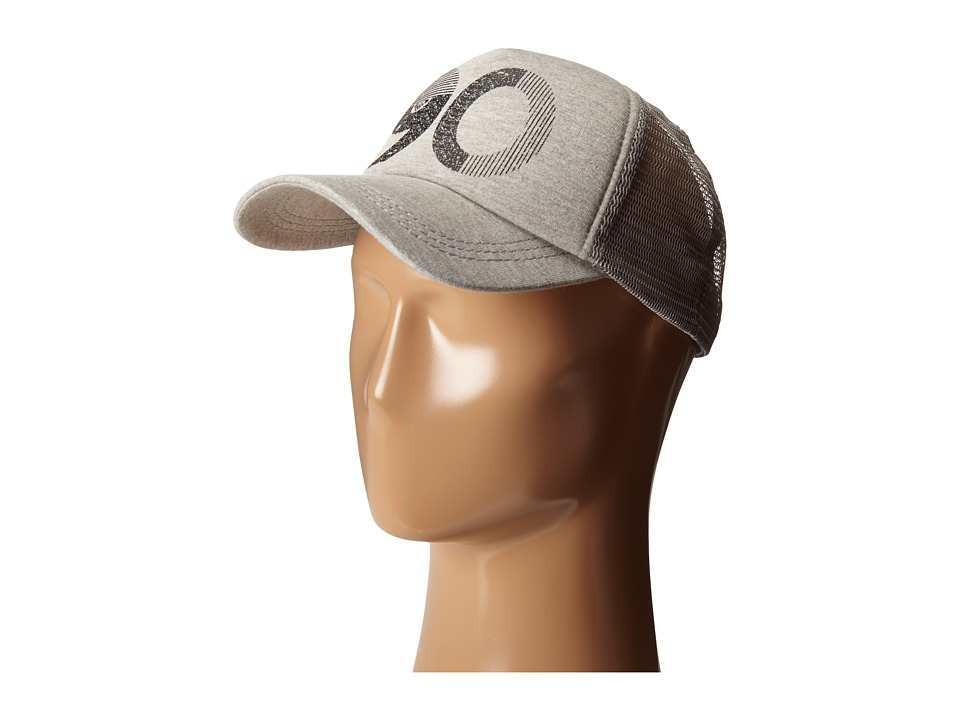 Roxy - Truckin Trucker Hat (Heritage Heather) Caps