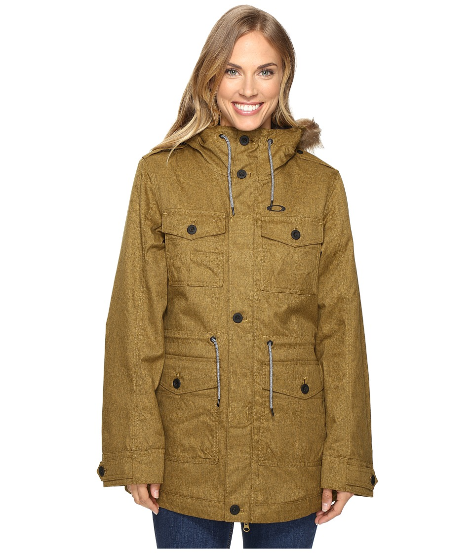 Oakley - Tamarack Jacket (Burnished) Women's Coat