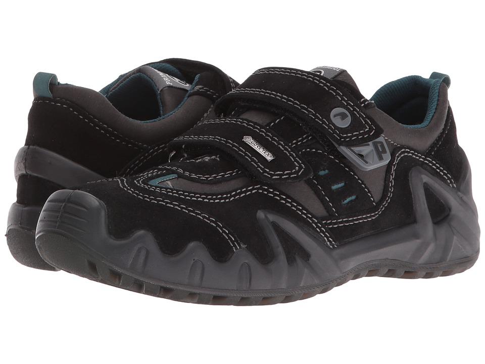 Primigi Kids - Perth-E (Little Kid) (Black) Boy's Shoes