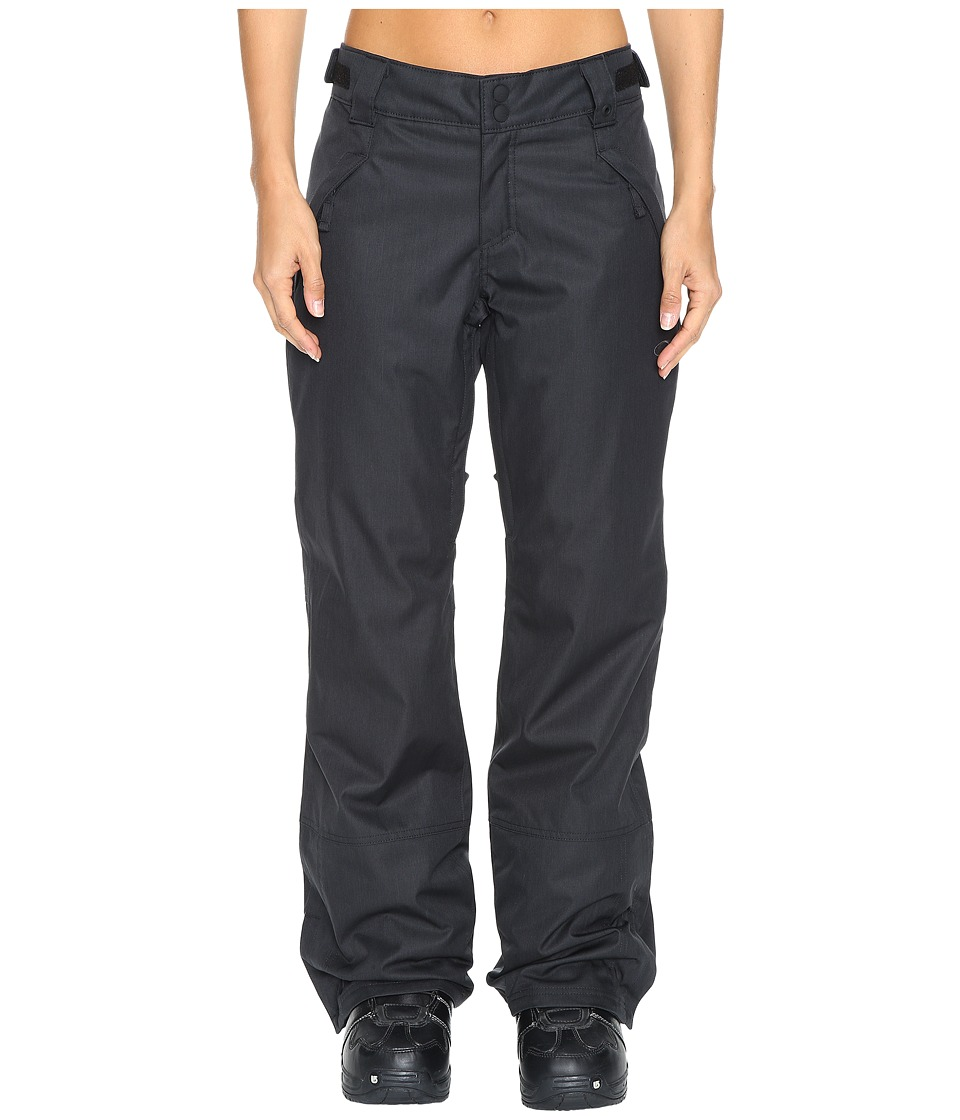 Oakley - Stickline Biozone Insulated Pants (Jet Black) Women's Casual Pants