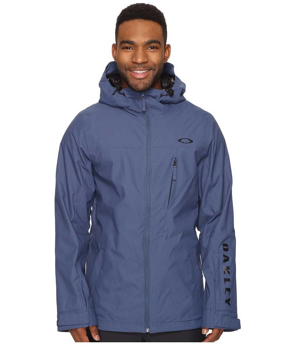 Oakley - Cresent Biozone Shell Jacket (Blue Shade) Men's Coat